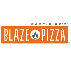 Logo for Blaze Pizza - Kalamazoo