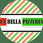 Logo for La Bella Pizzeria