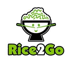 Logo for Rice2Go