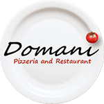 Logo for Domani Pizzeria & Restaurant