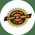 Logo for Court of Hero's