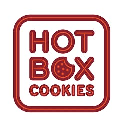 Logo for Hot Box Cookies
