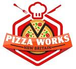 Logo for Pizza Works
