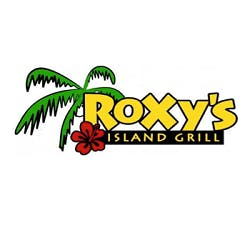 Logo for Roxy's Island Grill - Canby