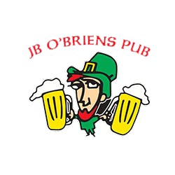 Logo for J.B. O'Brien's Irish Pub