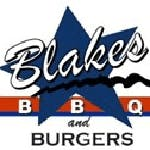 Logo for Blake's BBQ & Burgers