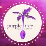 Logo for Purple Tree Organic