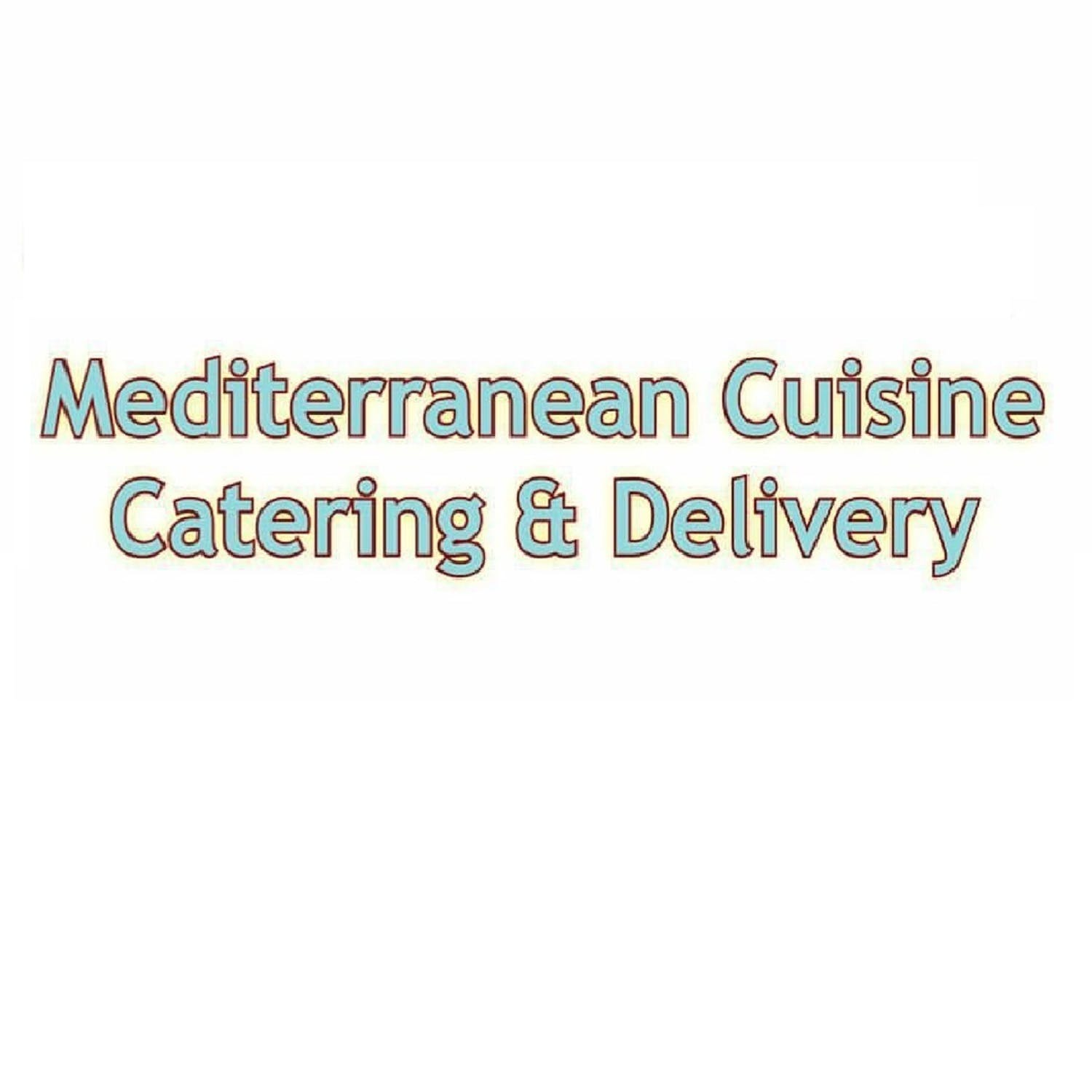 Logo for Mediterranean Cuisine Catering and Delivery
