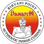 Logo for Bawarchi Biryani Point