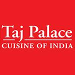 Logo for Taj Palace