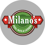 Logo for Milano's Pizza - Germantown