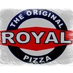 Logo for Royal Pizza - Detroit Ave