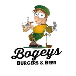 Bogey's Burgers & Beers Menu and Delivery in Janesville WI, 53548