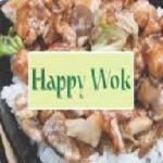 Logo for Happy Wok