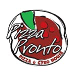 Logo for Pizza Pronto and Gyro House - Oakland