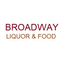 Logo for Broadway Liquor and Food