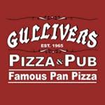Logo for Gullivers Pizza