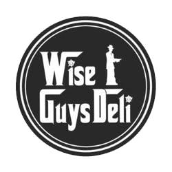 Logo for Wise Guys Deli - West Warwick