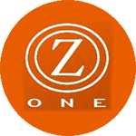 Logo for Z-One Diner & Lounge