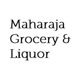 Logo for Maharaja Grocery & Liquor