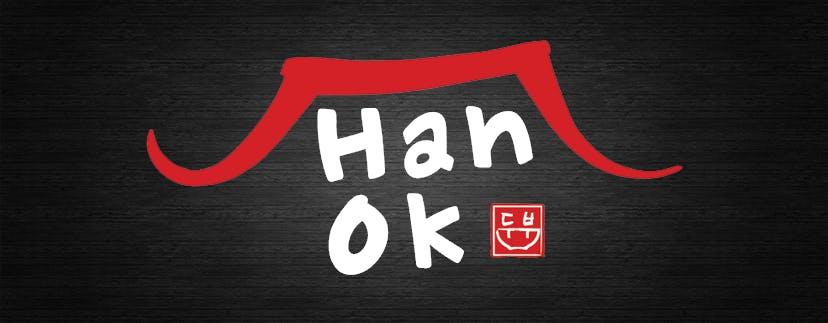 Logo for Hanok Tofu House