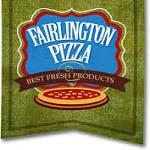 Logo for Fairlington Pizza Shop