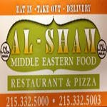 Logo for Al-Sham Restaurant