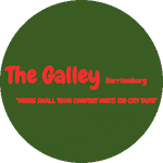 The Galley Menu and Takeout in Harrisonburg VA, 22801