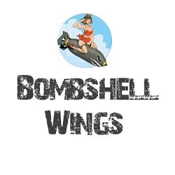 Logo for Bombshell Wings