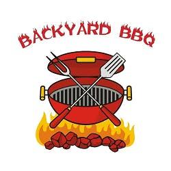 Logo for Backyard BBQ - Okemos