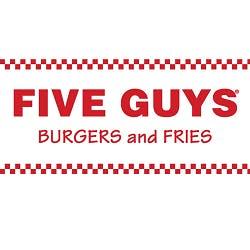 Logo for Five Guys Burgers - Grand Rapids