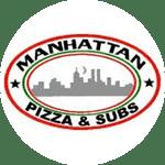 Logo for Manhattan Pizza & Subs
