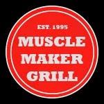 Logo for Muscle Maker Grill - Glen Ellyn