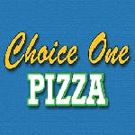 Logo for Choice One Pizza