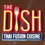 Logo for The Dish Thai Fusion Cuisine