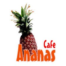 Logo for Ananas Cafe - Dearborn Heights