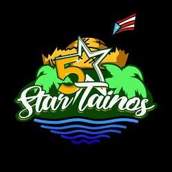 Logo for 5 Star Tainos